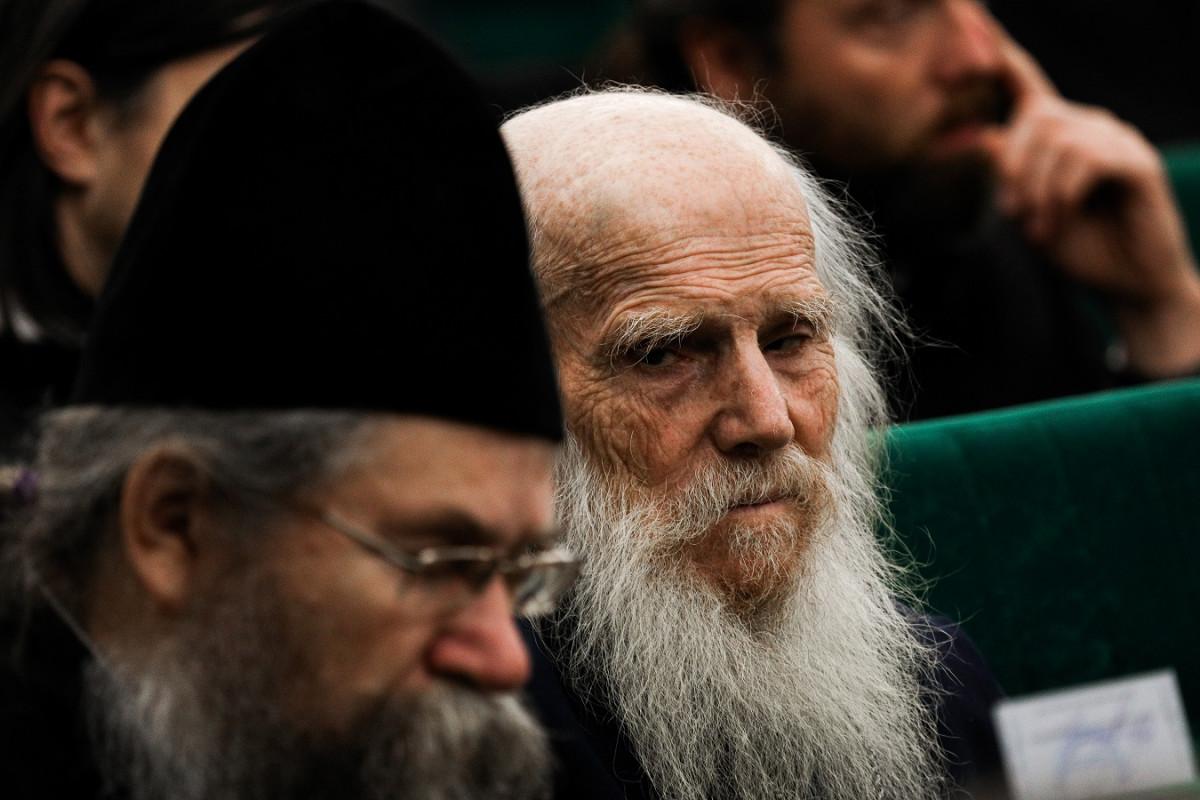 88-й день ангела отмечает протоиерей Иоанн Рыбаков