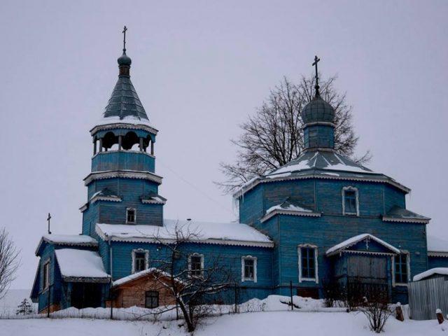 Рожество Христово в общине г. Сычевка