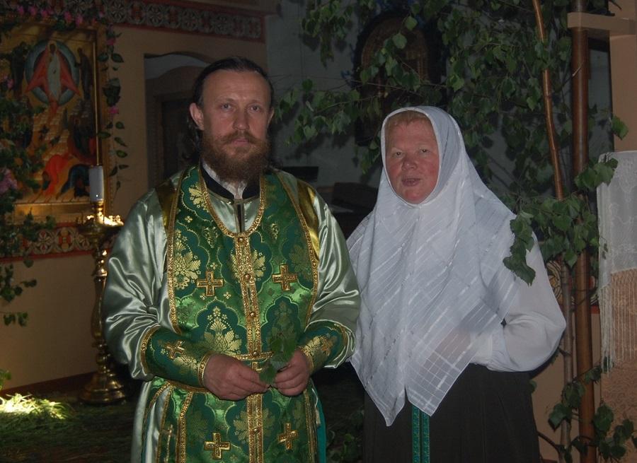 Иерей Василий Терентьев