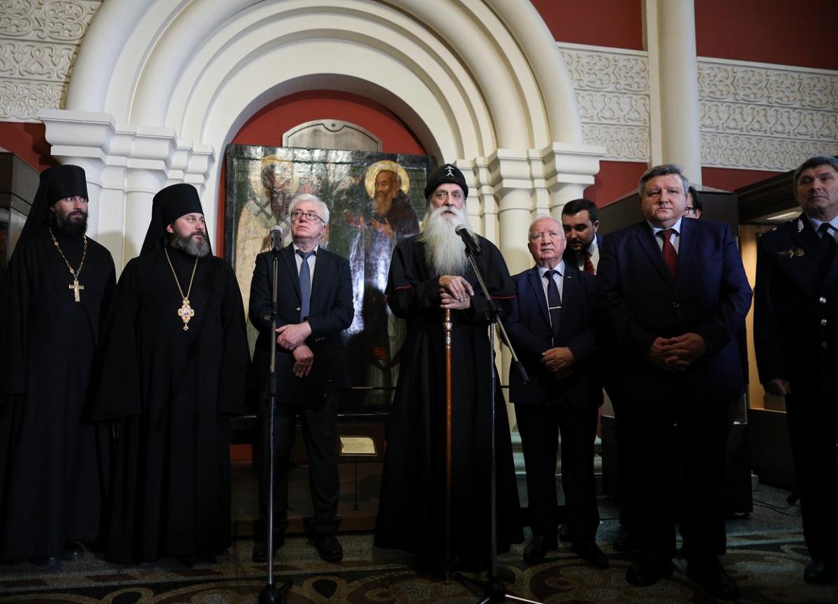 Экспозиция «Дмитрий Донской. Государь. Воин. Защитник веры» открылась и действует в ГИМ