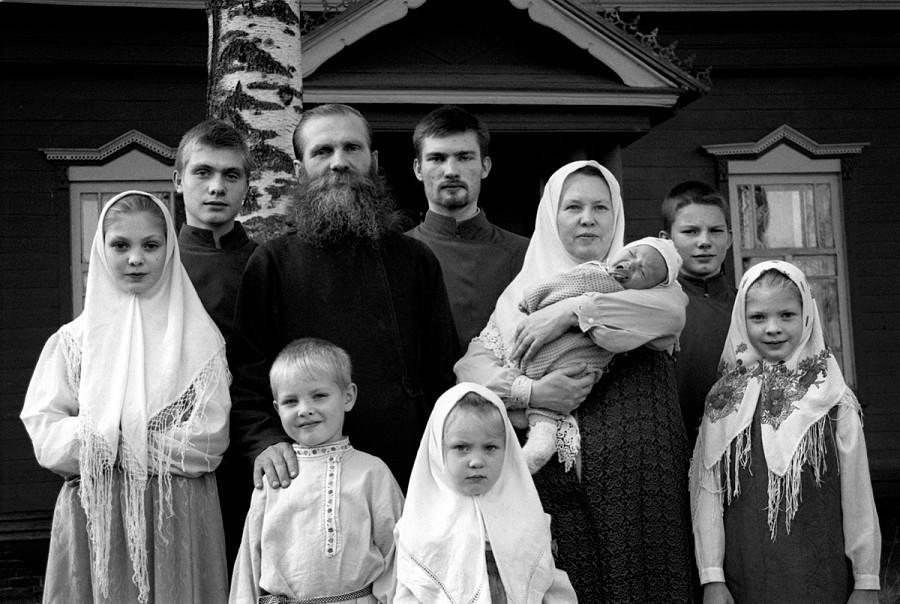 Старообрядческая семейственность