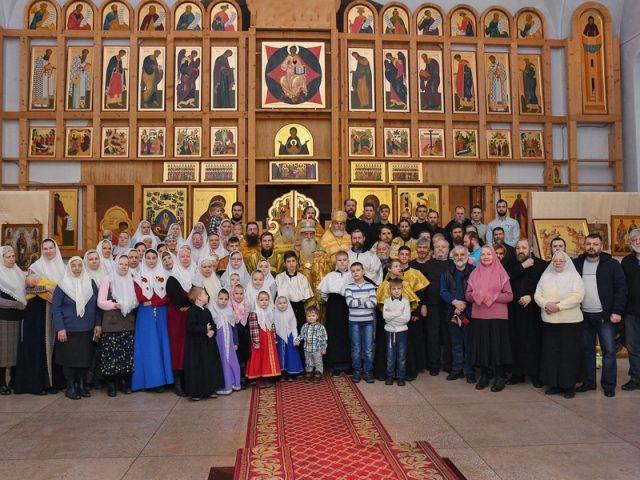 Первый юбилей Лиговской общины