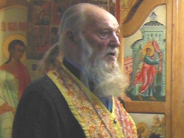 На Украине упокоился священник Борис Псюк