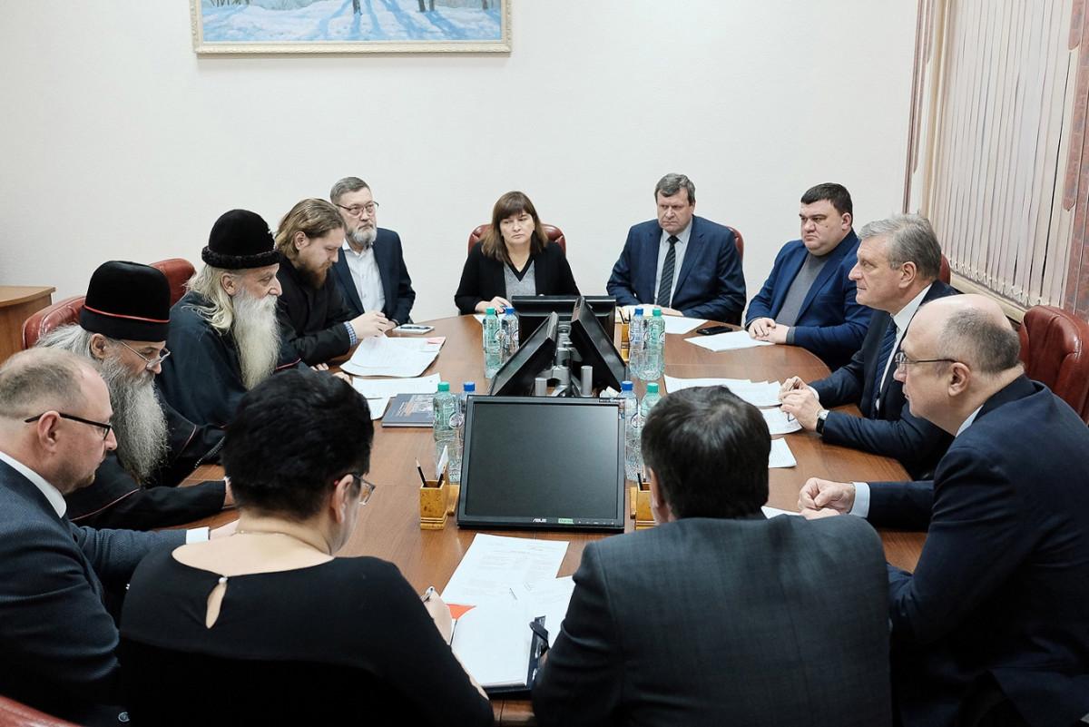 Встречи с властями в Кирове