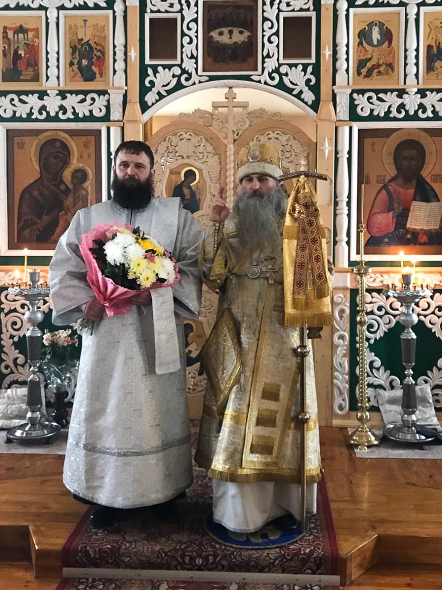 Диакон Александр Ревякин пополнил клир Уральской епархии