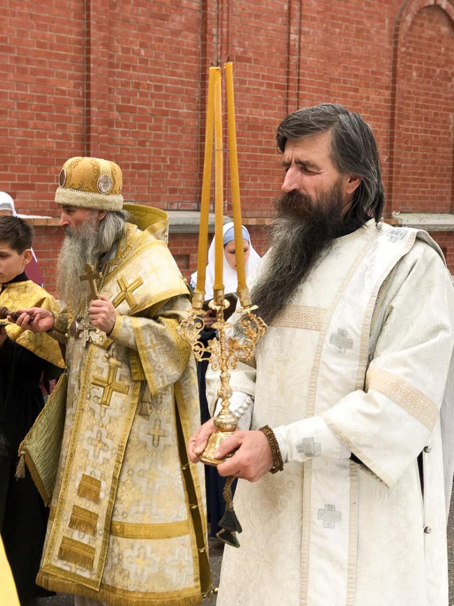 Престольный праздник в Оренбурге