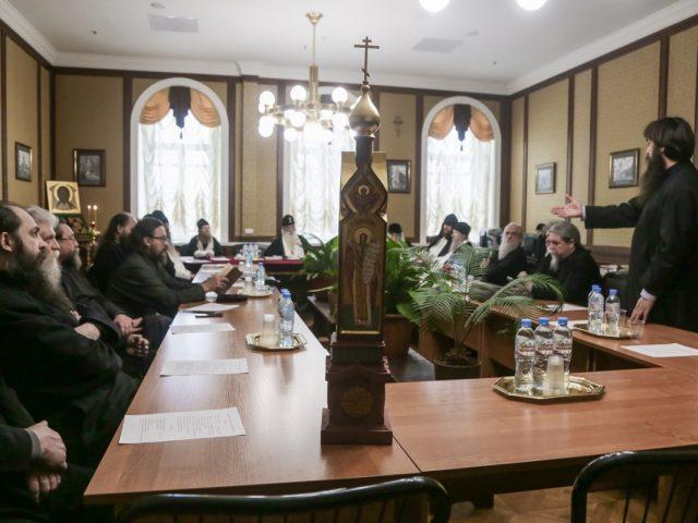 На Рогожском состоялся Совет Митрополии