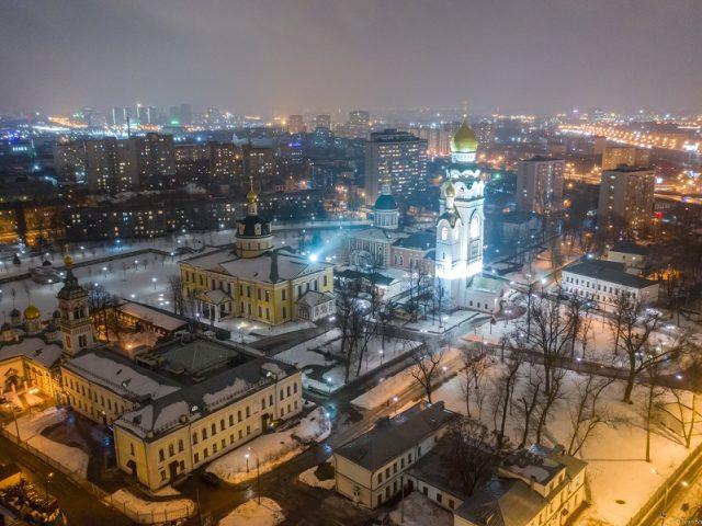 На Рогожском открывается цикл душеполезных бесед