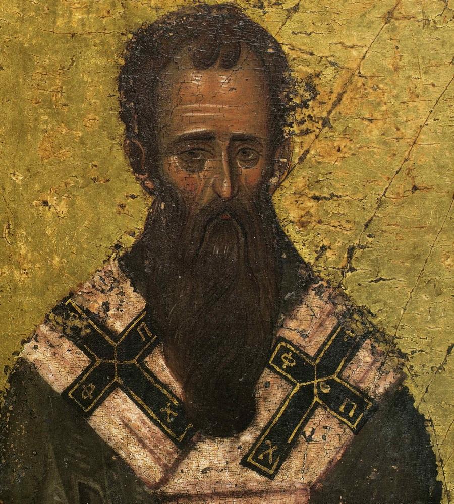 Обрезание Господне. Память святителя Василия Великаго