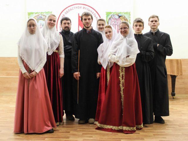 Старообрядческая община Владимира провела вечер песнопений