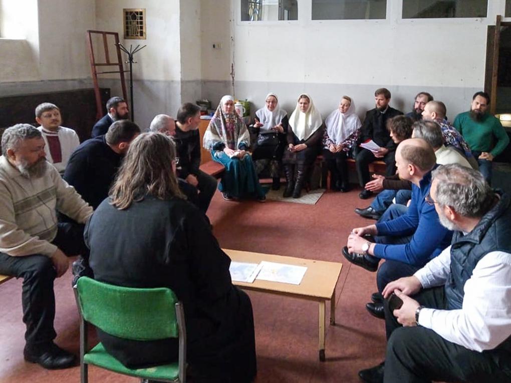 Москвичи старообрядцы поддержали идею строительства нового храма в столице