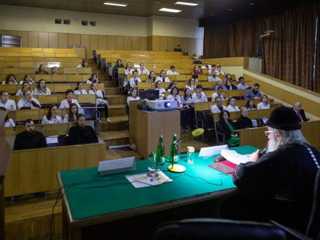 Московские старообрядцы в гостях в медицинском университете им. Сеченова