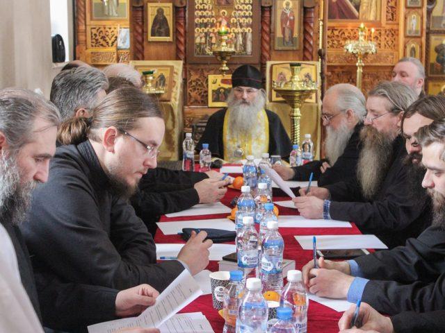 В Казанско-Вятской епархии подвели итоги минувшего года