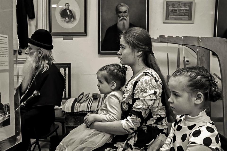 Вечер памяти А.И. Морозова