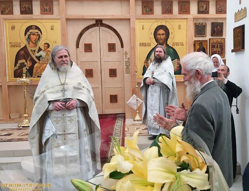 Тридцатилетие священнического служения отметил о. Никола Думнов