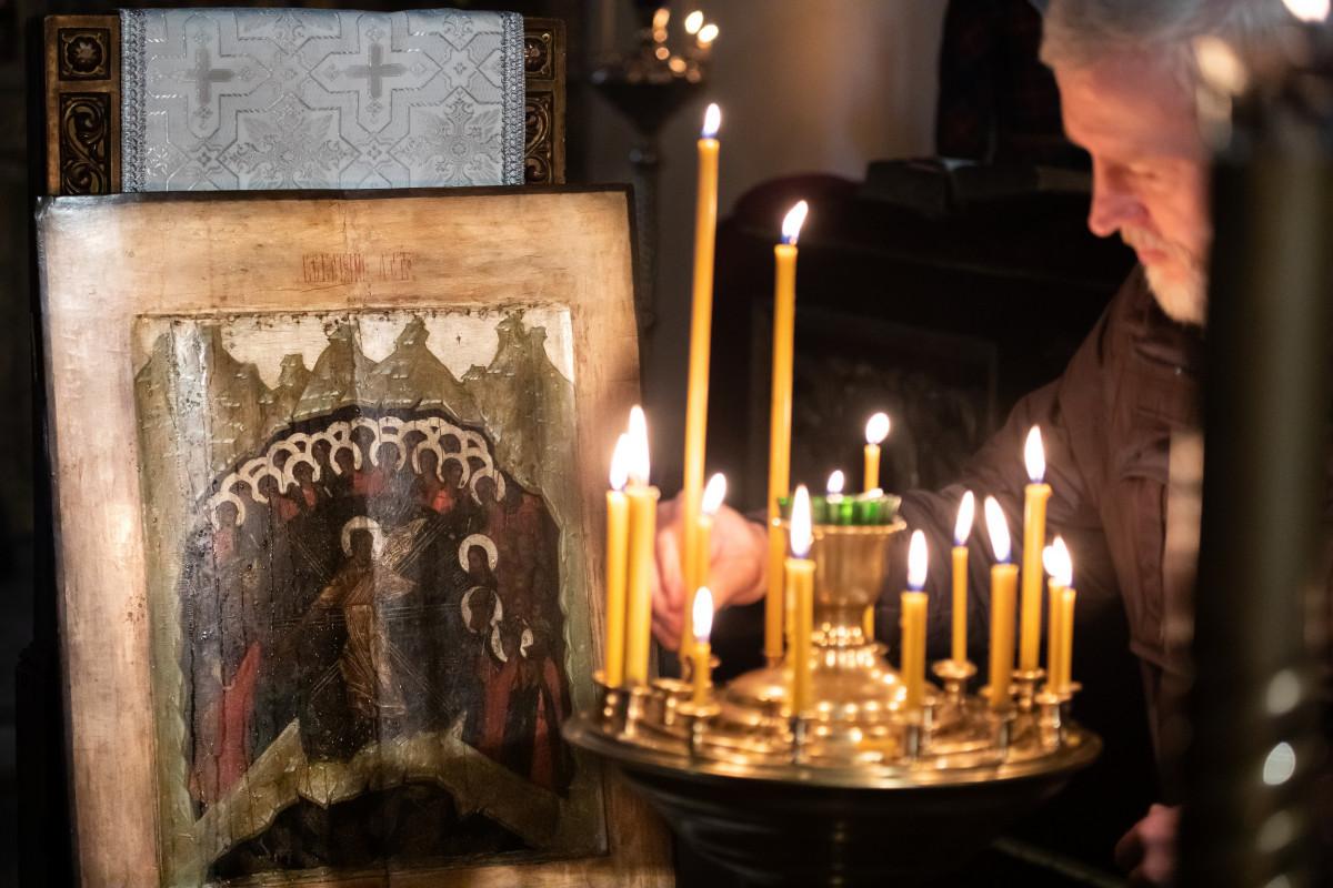 Старообрядческие традиции. Молитва