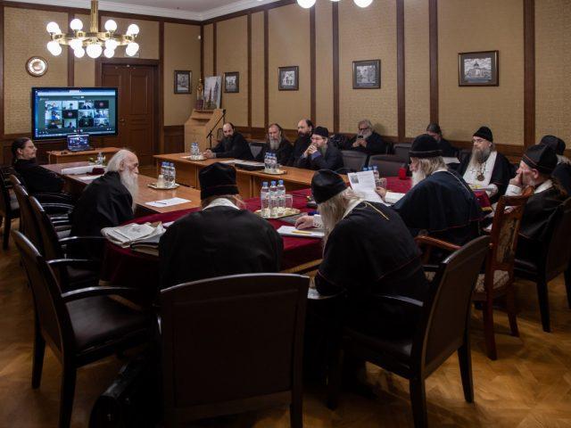 Совет Митрополии 16 июня 2020 г.