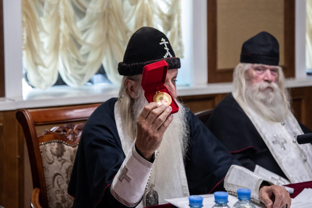 Клинцовская община выпустила памятные юбилейные медали