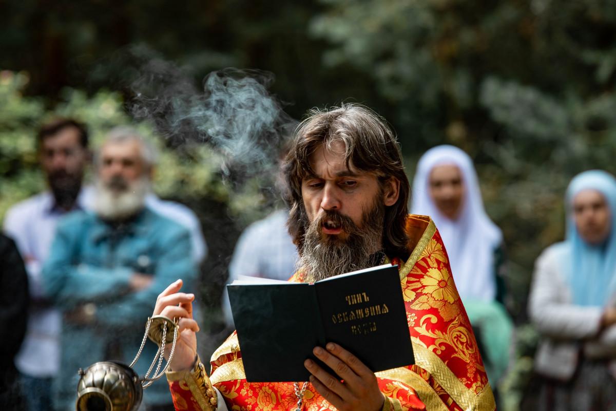 Совершён Шувойско-Губинский крестный ход
