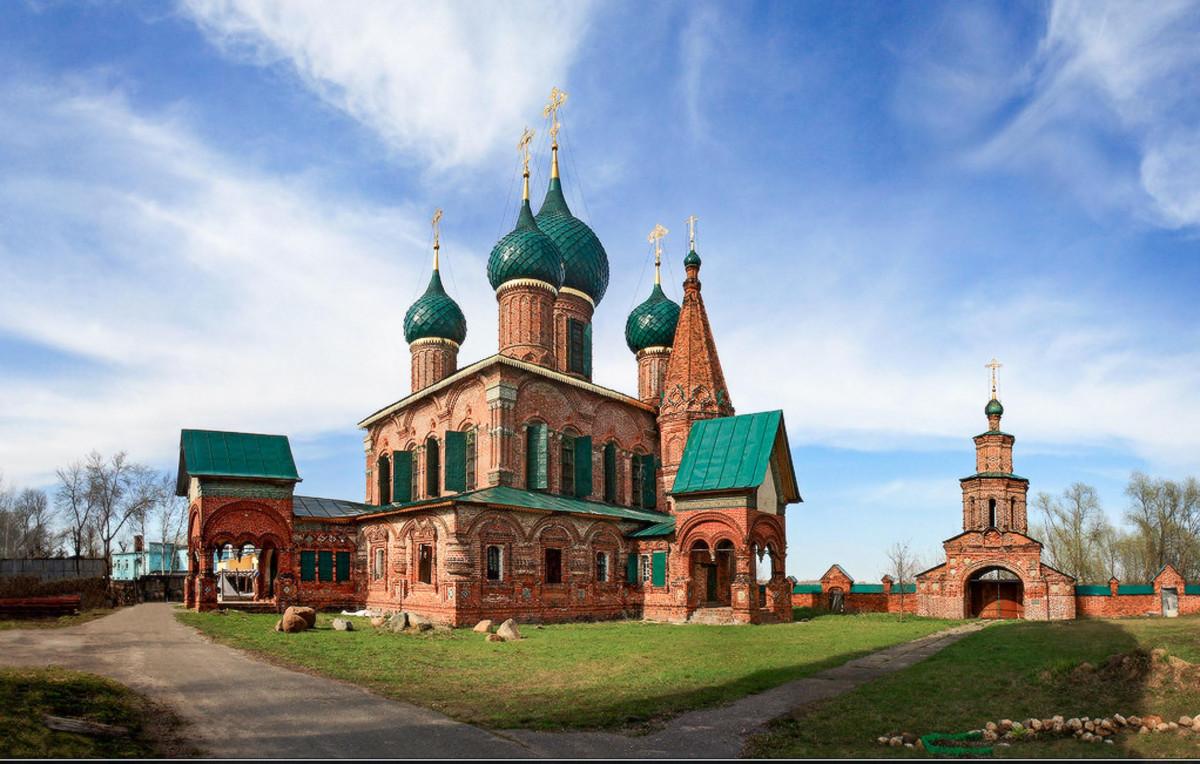 Июльская Владимирская в Ярославле