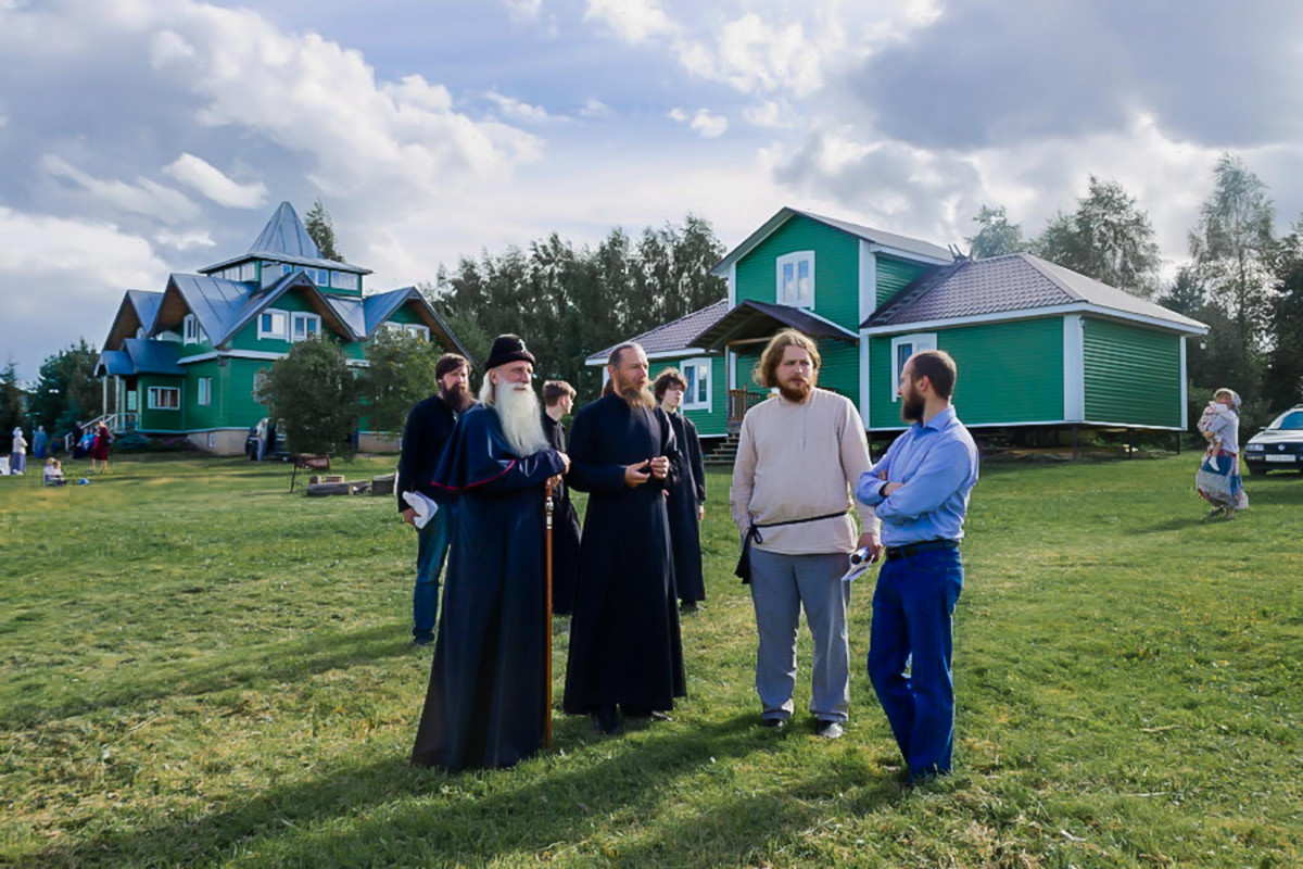 Митрополит Корнилий посетил Ржев