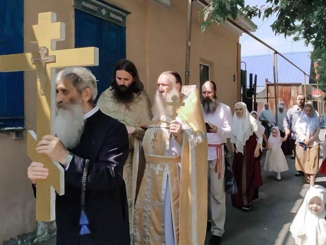 Христиане Тюмени встретили престольный праздник