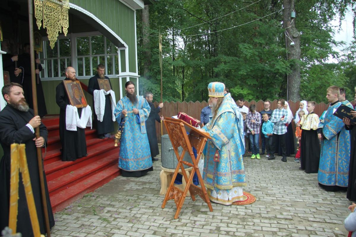 Из хроники Нижегородско-Владимирской епархии