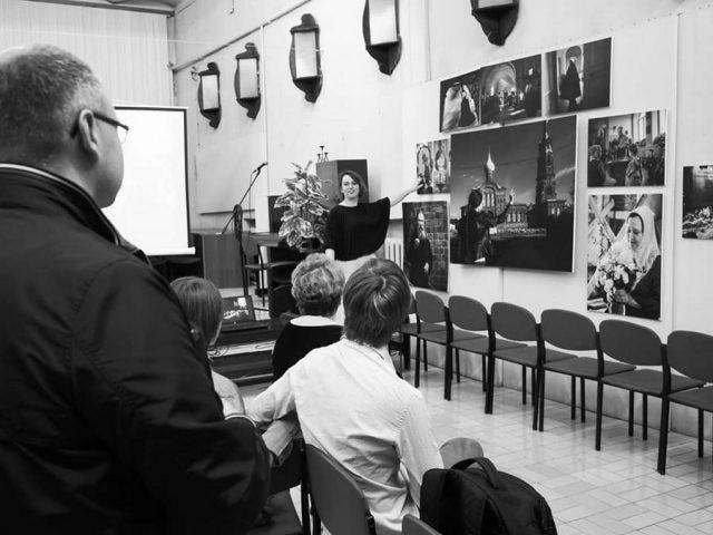 «Мадонны старообрядческой общины» на фотокартинах Ольги Гришко
