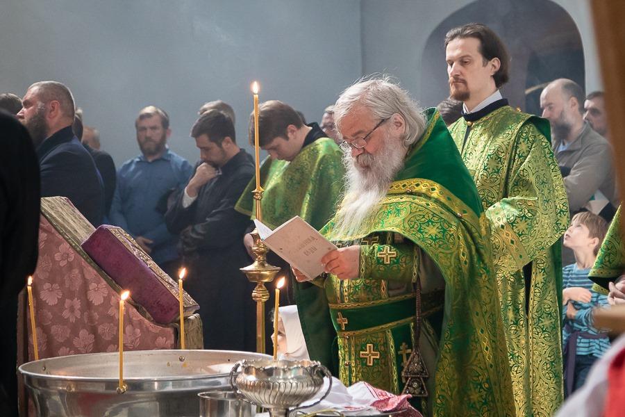 Юбилей священнического служения