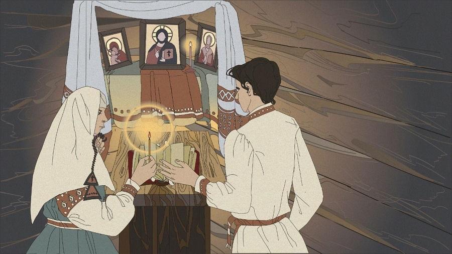 Зрителям представлен анимационный фильм «Аввакум»