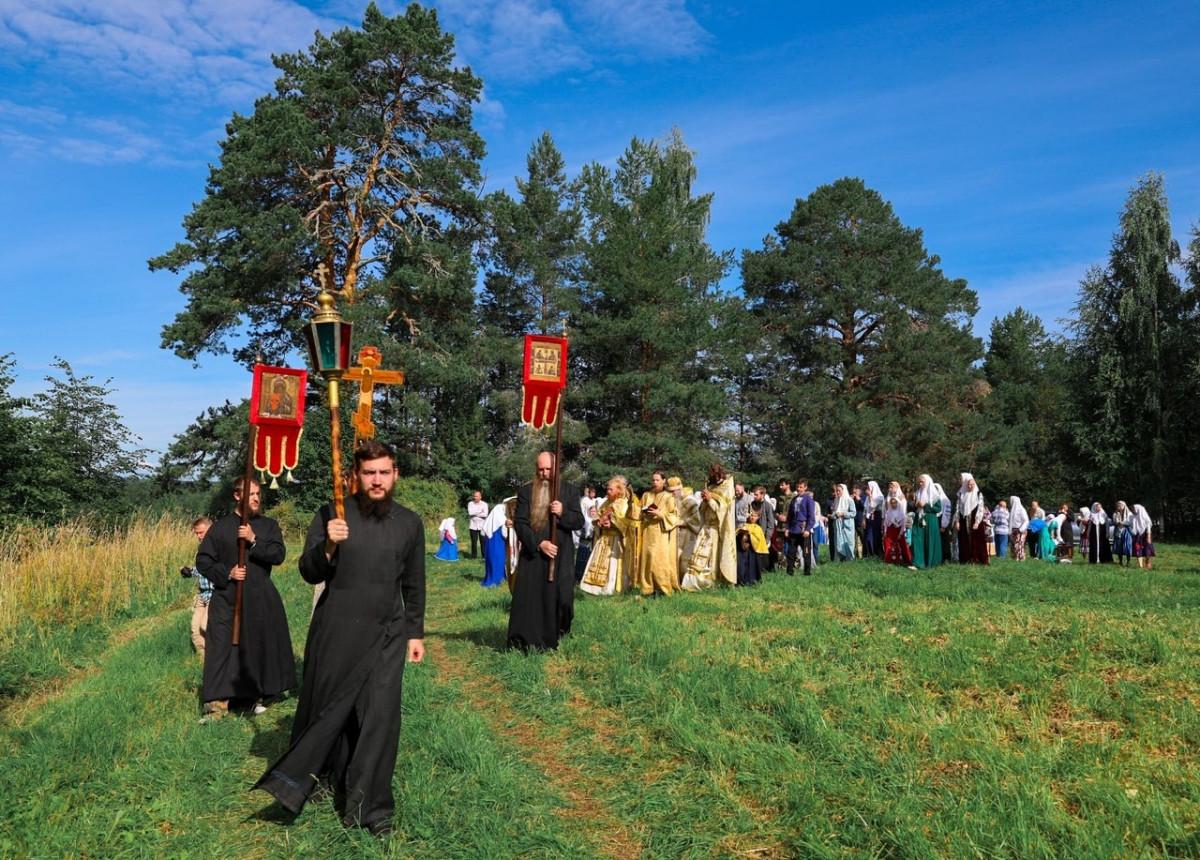 На Вятке состоялся ежегодный Великорецкий крестный ход