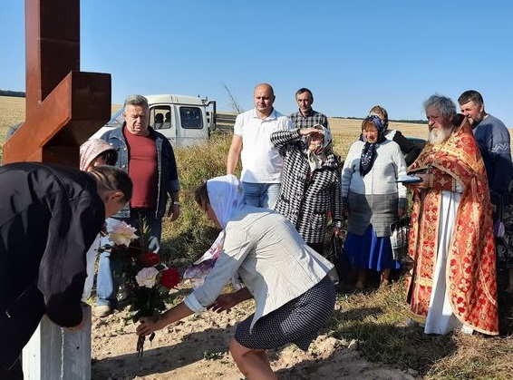 Крестным ходом почтили память память предков старообрядцы Украины