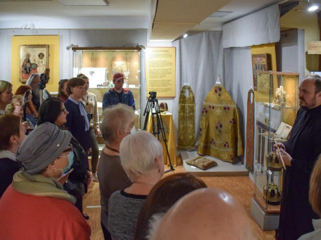 Выставка «Свидетели эпохи протопопа Аввакума» открылась в Лыткарино