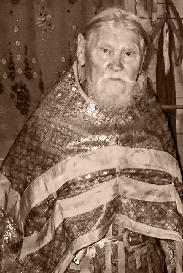 Украинская архиепископия простилась с иереем Евстафием Перфиловым