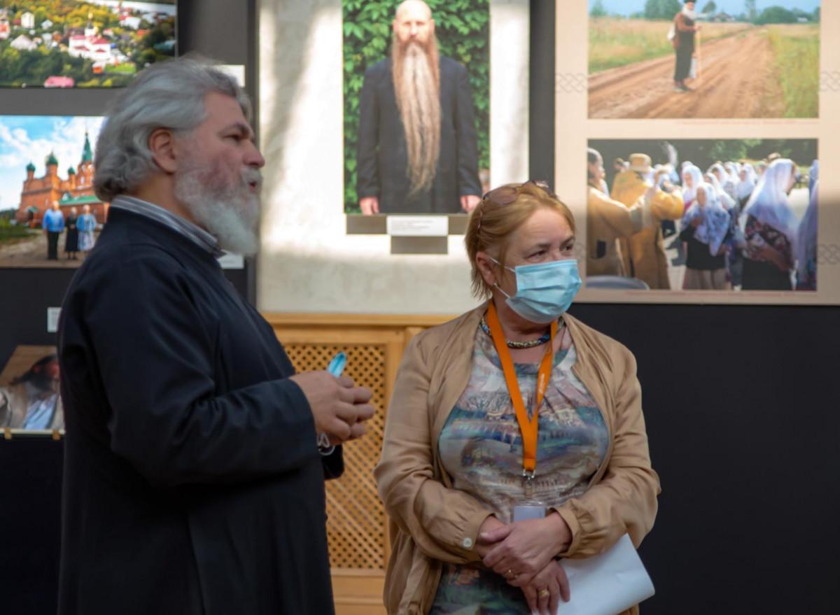 Экспозиция, посвященная старообрядчеству, открылась в Северной столице