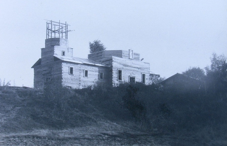 Страницы истории Сычёвской общины. Возрождение храма