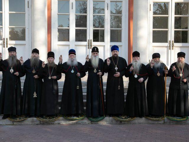 На Рогожском собрались архиереи Русской Православной Старообрядческой Церкви