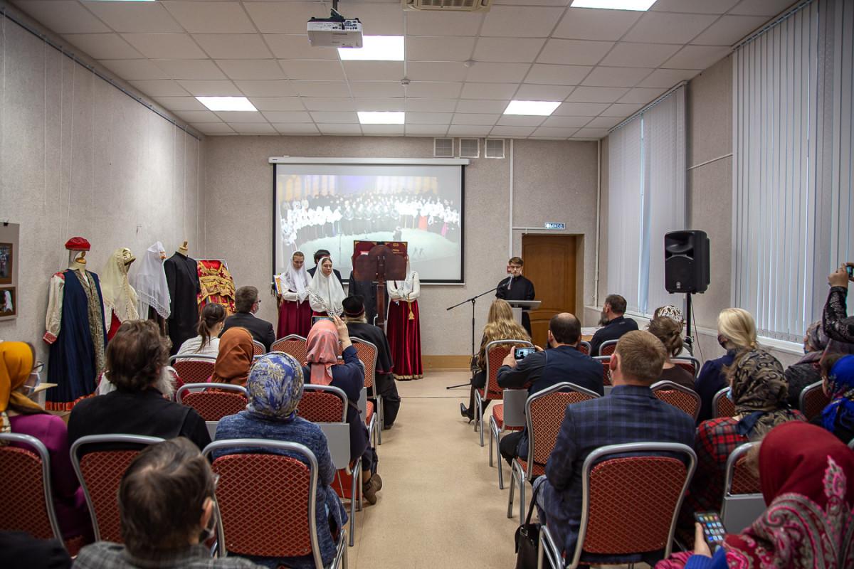 Совместный просветительский проект МСДУ и общины г. Владимира