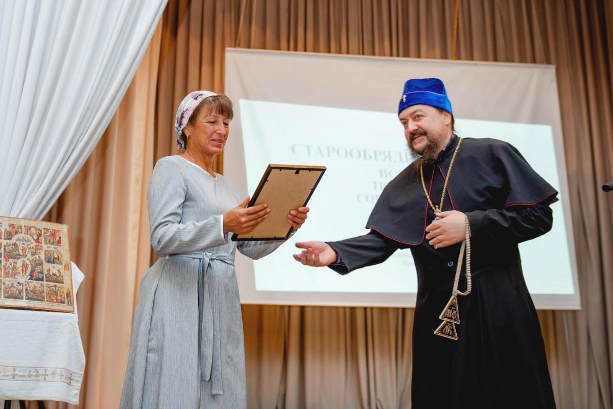 Выставка о старообрядчестве прошла в Одессе