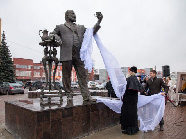 В память о династии старообрядческих меценатов Кузнецовых