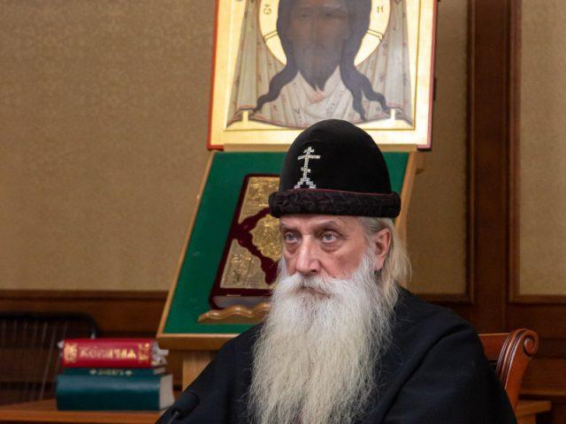 Митрополит Корнилий принял участие в работе Ассамблеи Русского мира