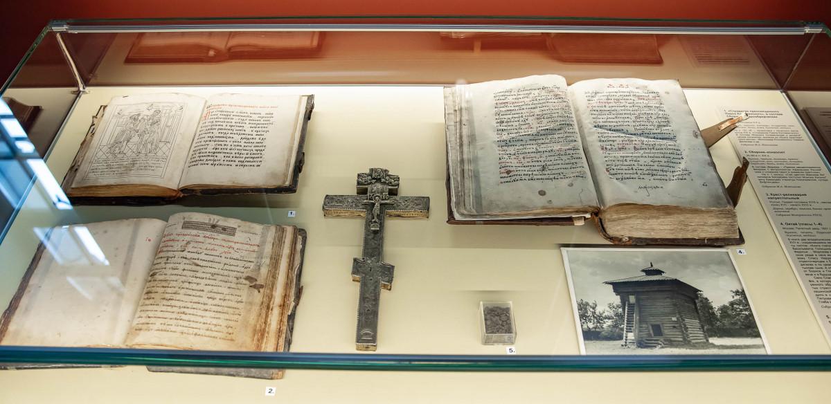 На Рогожском открылась выставка о традициях старообрядчества