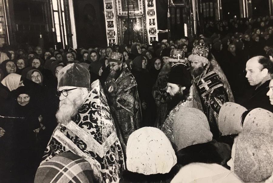 50 лет со дня кончины о. Игнатия Абрамова