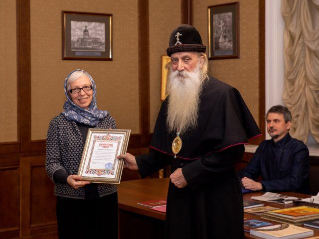 На Рогожском прошла церемония награждения за вклад в информационно-просветительскую деятельность