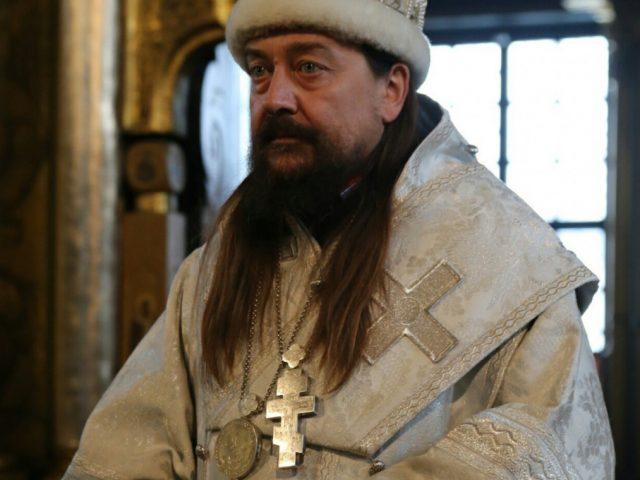 Рожественское поздравление архиепископа Киевского и всея Украины Никодима