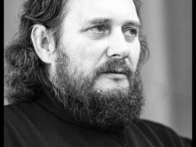 Протоиерей Алексей Комендантов