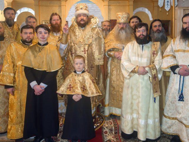 Возрождение общины и храма в украинском селе