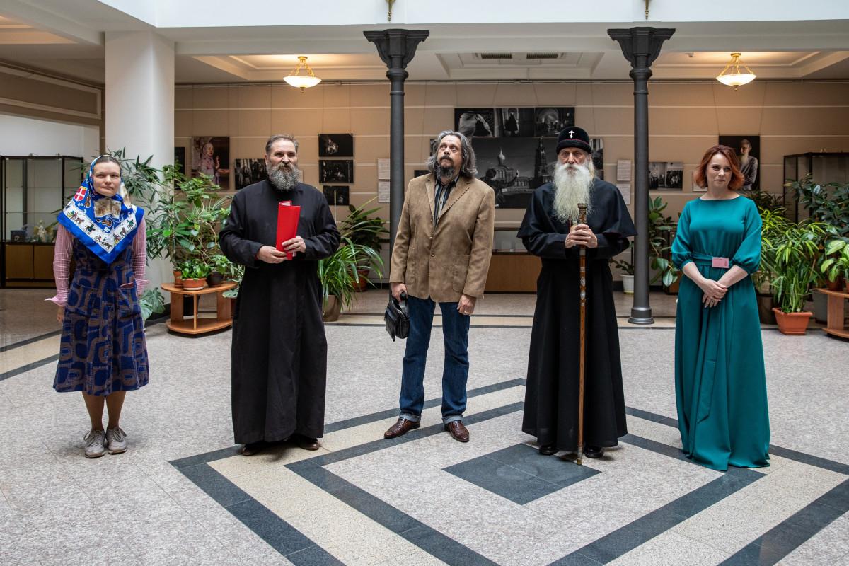 Выставки на Рогожском