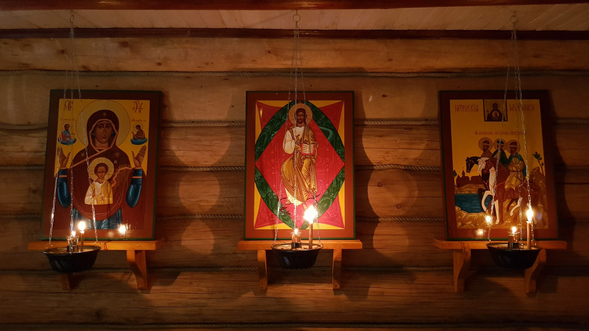 Замученные Пашковым: Иргенские мученики Симеон, Киприан, Иосиф и Василий
