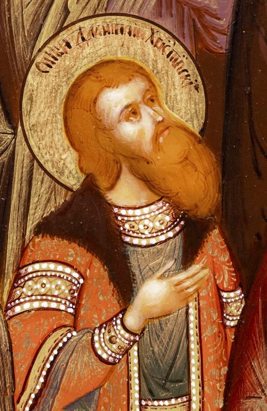 Новгородские мученики: дворянин Димитрий Хвостов и сожженные с ним